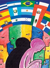 Tapa de la publicación Atención a la discriminación en Iberoamérica
